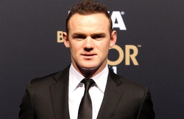 Implantes capilares en famosos Wayne Rooney